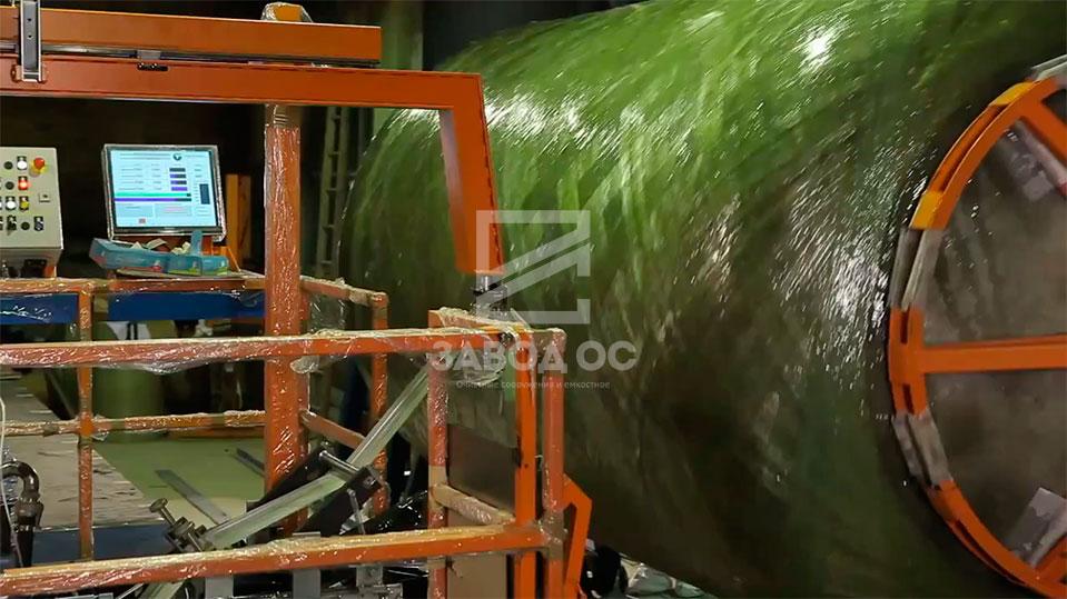 Изготовление стеклопластиковых емкостей своими руками 91